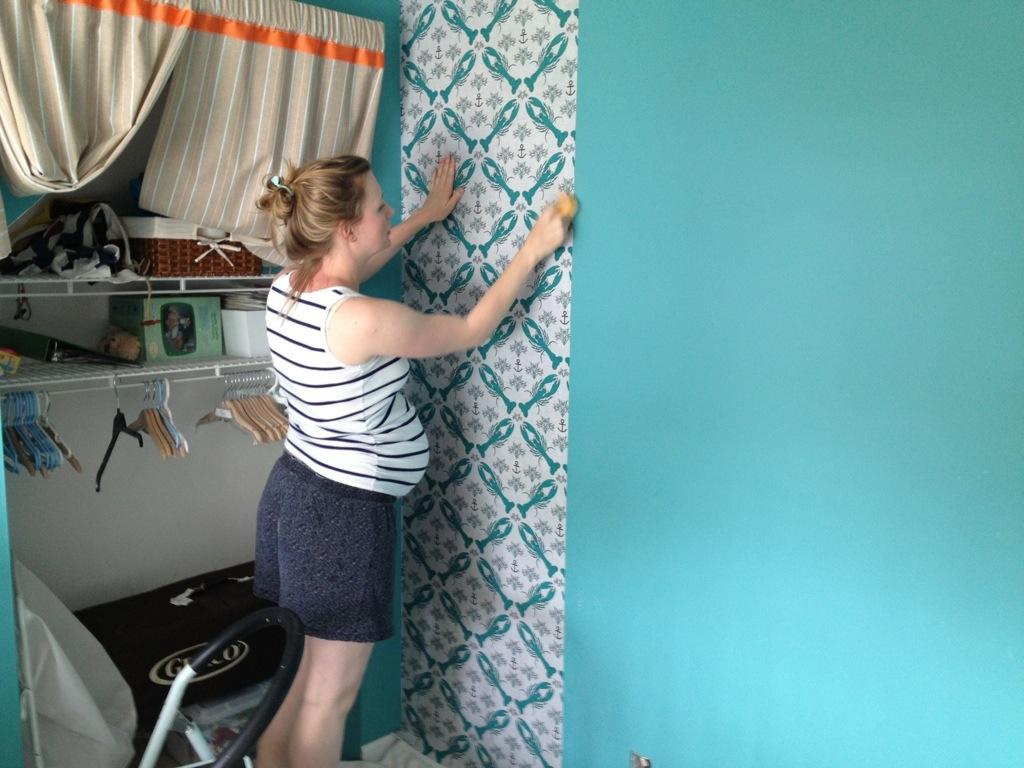 Temporary Wall Paper temporary wallpaper | bennett + williams